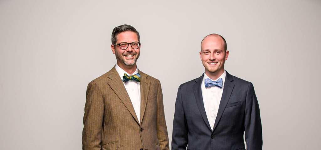 Chad Lane & Matt D'Rion, Your Digital Marketing Geniuses (And also small business owners like you)